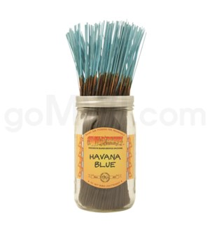 Wildberry Incense Havana Blue 100/ct