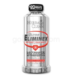 Herbal Clean Ultra Eliminex Liquid 32oz - Tropical
