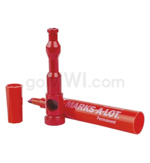 "5-5.5"" HI-LIGHTER Pipe KIT RED"