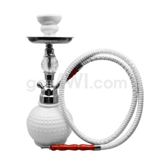 "DISC Hookah Premium 1-HS-12"" Crystal Ball Assorted"