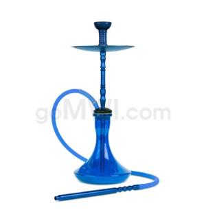 "Hookah 1-HS 23"" Amira Smoke Staxx - Blue"