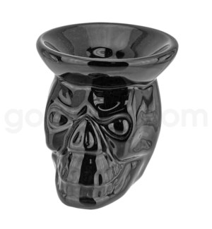 Hookah Ceramic Top Skull Hat