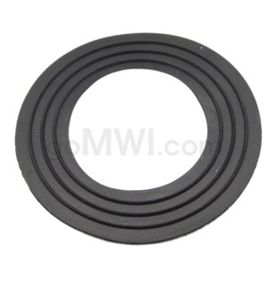 "Hookah Rubber Gasket Part 2.5"" x 1.5"""