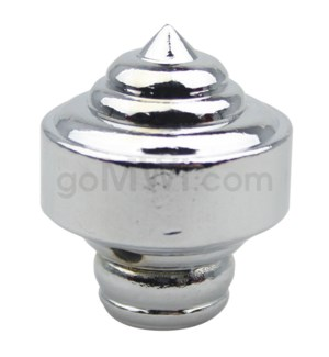 Hookah Chrome Air Plug