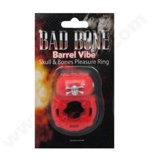 Bad Bones Barrel - Red