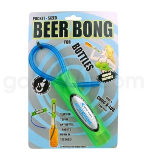 Head Rush Bottle Beer Bong