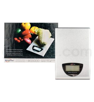 WeighMax IKS-0500 5kg x 11 lbs Scales