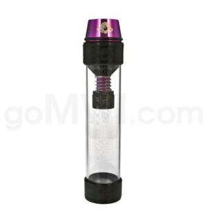 Incredibowl Mini w/1 Chillum NO CASE - Purple