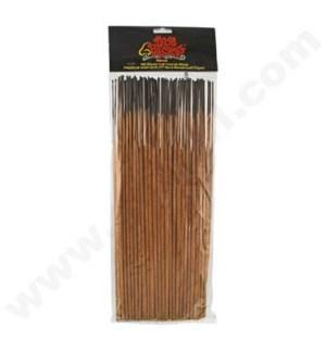 "DISC Nose Dessert 11"" Incense Sticks 100/Pk Black Love"