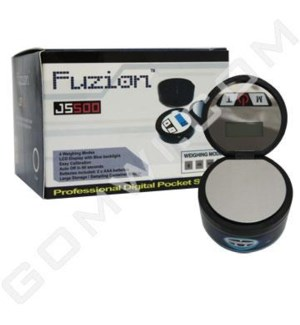 DISC Fuzion JS 500X 0.1G Scales