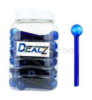 "Kit GOB1C2 Dealz Oil burner 4"" Heavy Wall Blue 60ct"