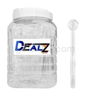 "Kit GOB2 Dealz Oil burner 6 "" Clear 40ct"