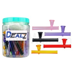 "Kit:12X4C Steamroller Color 1/2"" x 4"" Asst (24ct)"