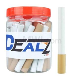 "Kit:MCB05 Cigarette Spring Bat 3"" Pushout Solid Top 36 CT"
