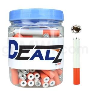 "Kit: MCB07 Cigarette bat 2"" small Tip Cut (60ct)"