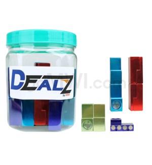 "Kit: MNPM3 2"" Metal Flip Magnet Pipe Small Asst (24ct)"