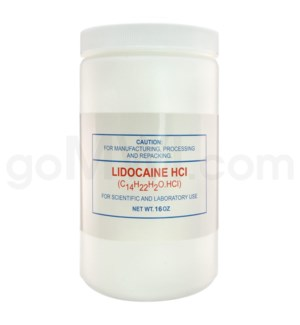 Lidocaine 16oz