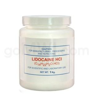 Lidocaine Crystaline 1kg