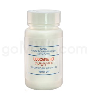 Lidocaine 2oz