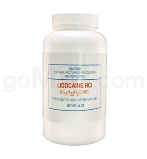 Lidocaine 4oz