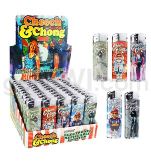 DISCCheech & Chong Electronice Lighter Series 3 50CT/BX 20/c
