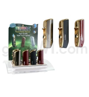 Lighter Fujima Lighter triple torch 12PC/BX