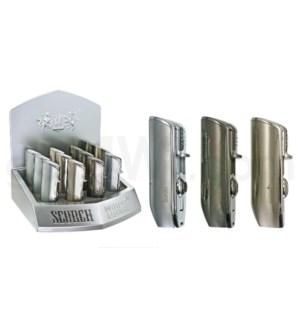 disc Scorch Triple Torch W/Cigar Punch 12PC/DP 9/CS 96/Total