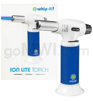 "Whip It-Ion Lite 6"" 7.5oz  Torch Blue 24/cs"