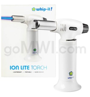 Whip It-Ion Lite 6' 7.5 oz Torch White 24/cs