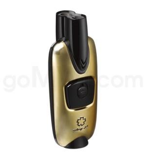 "Whip It - Rio 5"" 6.5 oz Torch Gold/Black Trim 40/cs"