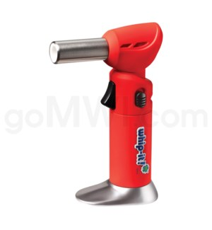 "Whip It - Flex 7"" 14.5oz Torch Red 20/cs"
