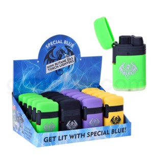 """Special Blue Pocket Torch 2.5"""" Classic Dbl Rubber 20CT/BX"""