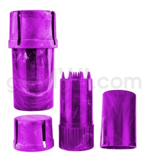 Medtainer 20 Marble Purple 12PC/BX