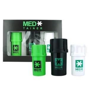 Medtainer Gift Box 40 Dram  & 2x 20 Dram