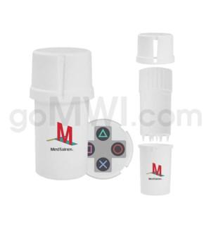 Medtainer 20 Dram Gamer - Blaze Station 12PC/BX