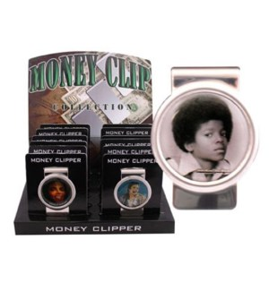 DISC Money clip Michael Jackson 12/12/144
