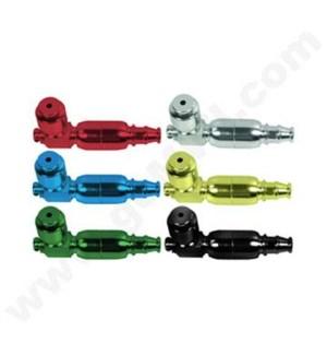 "3"" Metal Aluminium Annodized  Pipe Assorted (KITMP022)"