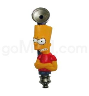 """3.5"""" Metal Polyresin Pipe - Bart  S"""