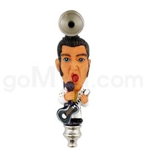 """3.5"""" Metal Polyresin Pipe   -Elvis"""
