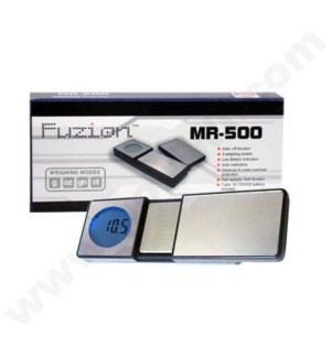 DISC Fuzion 500 x 0.1g  Scales