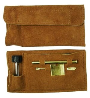 DISC Tool Kit w/ Suede Pouch