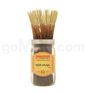 Wildberry Incense Nirvana 100/ct