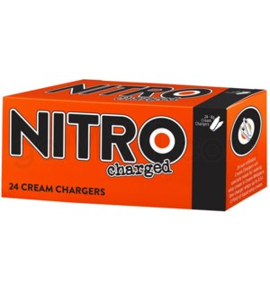 Creamer Nitro Charged Whip 24CT 25BX/CS