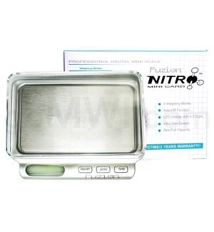 Fuzion Nitro-1000 1000g x 0.1g Scales