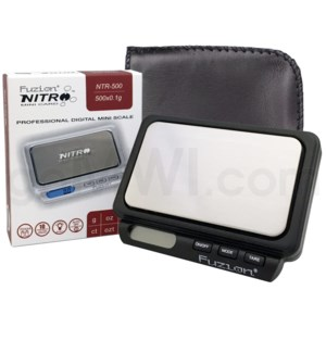 DISC Fuzion NitroTablet 500g x 0.1g  Scales