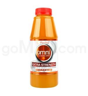 DISC Omni Cleansing Drink Orange Flavor 16oz.