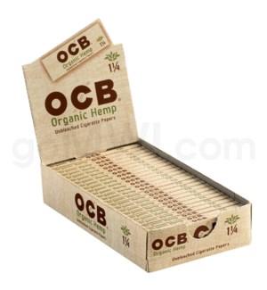 OCB Organic Rolling Papers 1 1/4