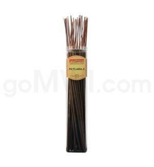 Wildberry Incense Patchouli Biggies 50/ct