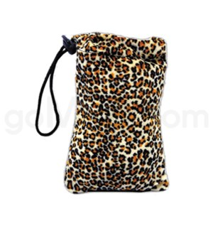 DISC Pillow Bag Small - Leopard Print