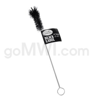 "Randy's Brush 3/4""   Black"